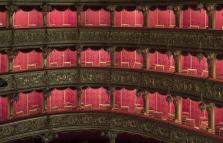 Il Teatro Carignano, mostra fotografica
