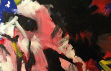 Colore primario, mostra di Gianluca Somaschi