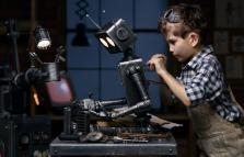 Programmiamo insieme i robot, laboratorio di robotica