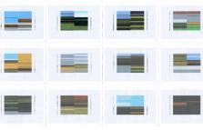 Project Room: Geografia, mostra di Patrizia Novello