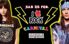Love rock party carnival edition