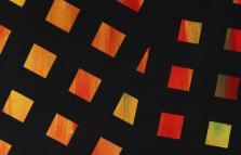 Dal Ritmo verticale allo Spazio totale, mostra di Mario Nigro