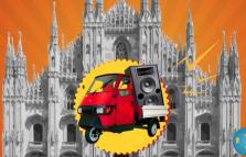 Terroni Fuori Sede: tributo a Caparezza e J-Ax, dj-set e street food