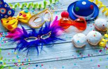 Festa in maschera in fascioteca