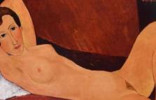Modigliani in mostra a Palazzo Ducale