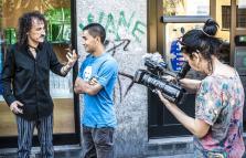 Milano, via Padova: proiezione del film di Antonio Rezza e Flavia Mastrella