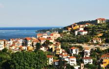 Novecento in Liguria
