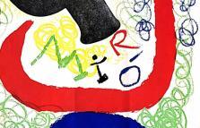 Miró. Le parole multicolori, mostra