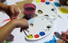 Art, Beauty and Colors, corso di inglese e arte