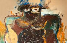 The rise and fall of the people, mostra di Reginald Sylvester II