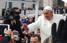 Vivere in cammino: Papa Francesco a Milano, mostra