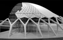 Pier Luigi Nervi, il modello come strumento di progetto e costruzione