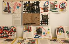 Miró. Le parole multicolori, laboratori d'artista per bambini