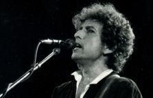 Blowin' In The Wind di Bob Dylan, mostra