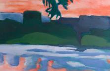 Sunset journeys, mostra di Lidija Delic