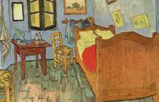 La Camera di Arles di Van Gogh riprodotta a grandezza naturale