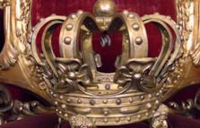 Dalle Regge d'Italia. Tesori e simboli della regalità sabauda
