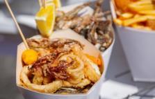 Sea Food Mobile e Street Food Experience, Fuorisalone 2017 di Ventura Centrale e Ventura Lambrate
