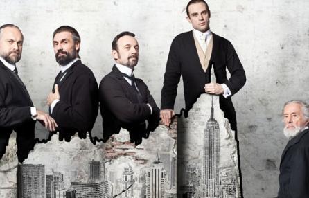 Lehman Trilogy - Tre Fratelli