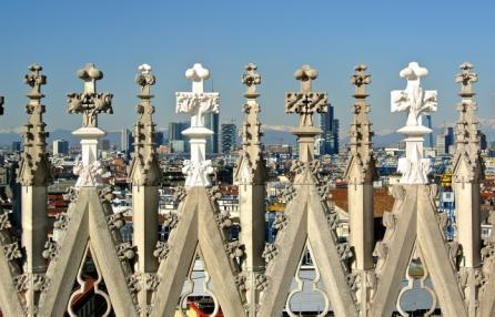 Eataly adotta una guglia del duomo incontro con oscar for Eataly milano piazza 25 aprile