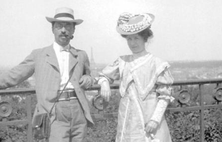 Gabriele e Wassily