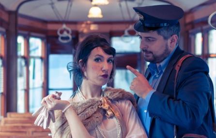Dramatram, visita teatralizzata di Milano su tram storico