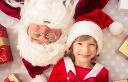 Marcia dei Babbi Natale - Natale al Mare