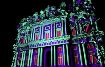 Natale 2016: Palazzo Ducale si veste di immagini, luci e colori
