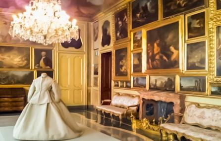 Visita guidata a Palazzo Morando: Museo Costume, Moda e Immagine