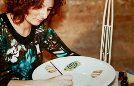 Creazioni Artigiane Artiste e Fiori al Castello,mostra dell'artigianato al femminile
