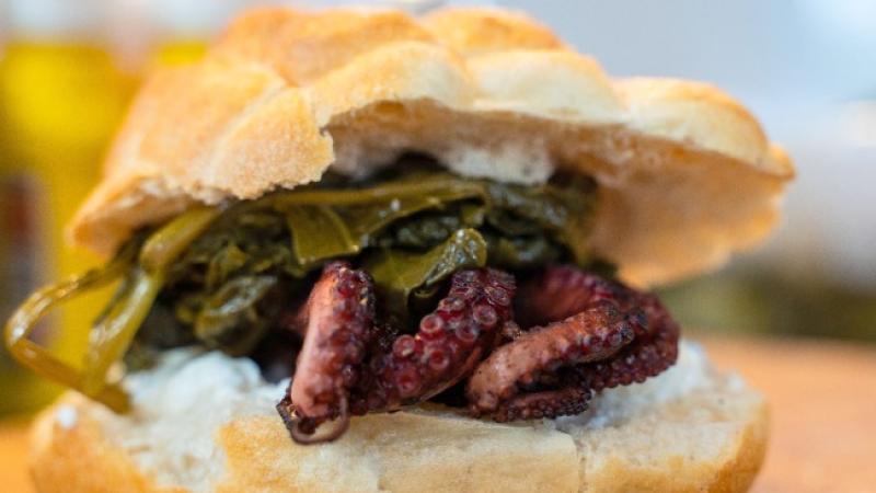 Festival street food 2019 ai Colli Albani: Typical truck street food