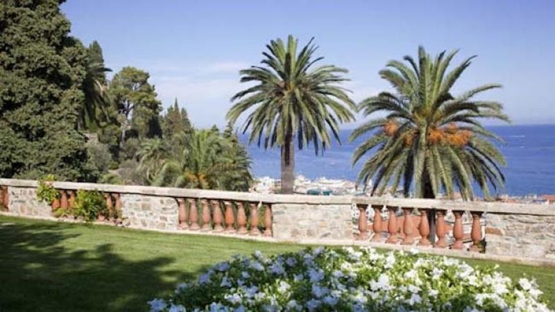 Visite guidate ai giardini di villa della pergola savona for Laghetti nei giardini