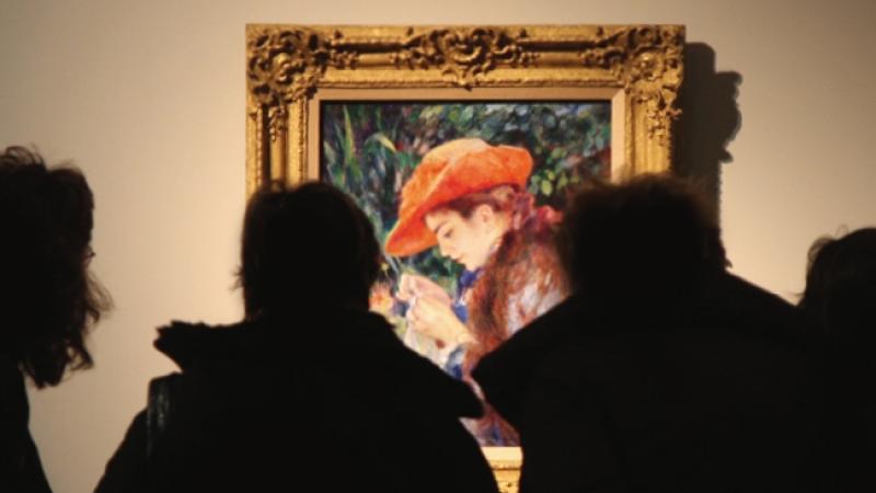 Illuminazione delle opere d arte nelle chiese thema